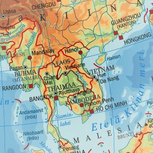 Aasian Teatterin Historia